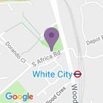 Troubadour White City Theatre - Theater Adresse