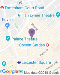 Cambridge Theatre - Theater Adresse