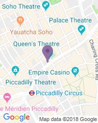 Queen's Theatre - Theater Adresse