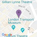 Fortune Theatre - Theater Adresse