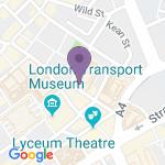 Drury Lane Theatre Royal - Theater Adresse