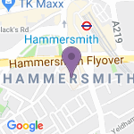 Hammersmith Apollo (Eventim) - Theater Adresse