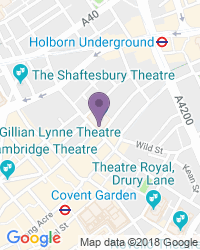 New London Theatre (Gillian Lynne Theatre) - Theater Adresse