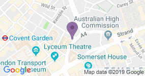 Aldwych Theatre - Theater Adresse