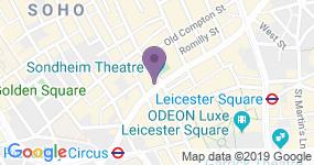 Sondheim Theatre - Theater Adresse