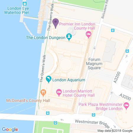 London County Hall Standort