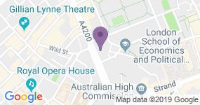 Peacock Theatre - Theater Adresse