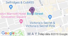 Gatsby's Mansion, Immersive London - Theater Adresse