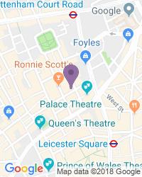 Prince Edward Theatre - Theater Adresse