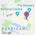 Barbican Theatre - Theater Adresse