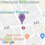 Dominion Theatre - Theater Adresse