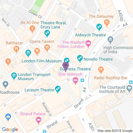 Duchess Theatre Standort