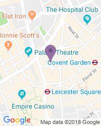Ambassadors Theatre - Theater Adresse