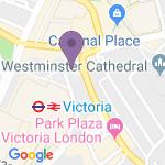 Apollo Victoria - Theater Adresse