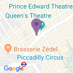 Gielgud Theatre - Theater Adresse