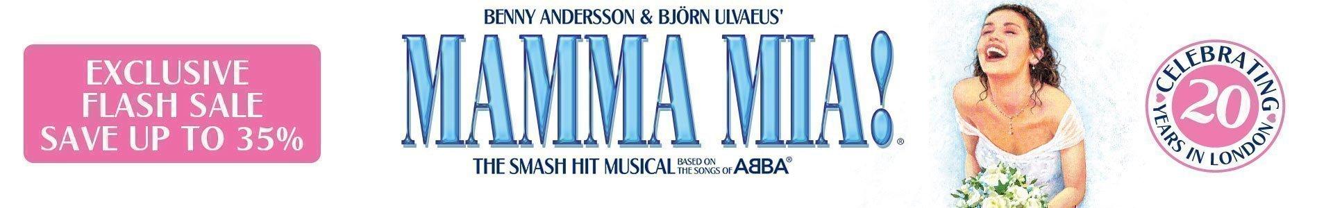 Mamma Mia Tickets